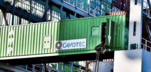 Cavotec wins orders from two of the world's largest shipping companies
